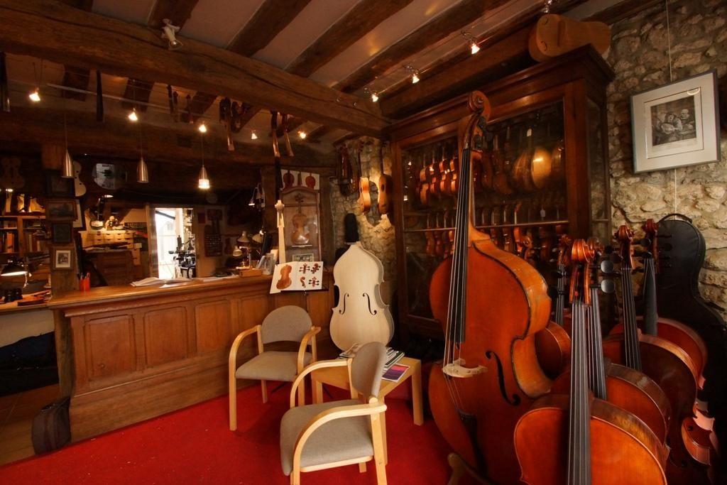 Trouvez l'instrument du quatuor adapté à votre niveau musical à Orléans   Denis Caban