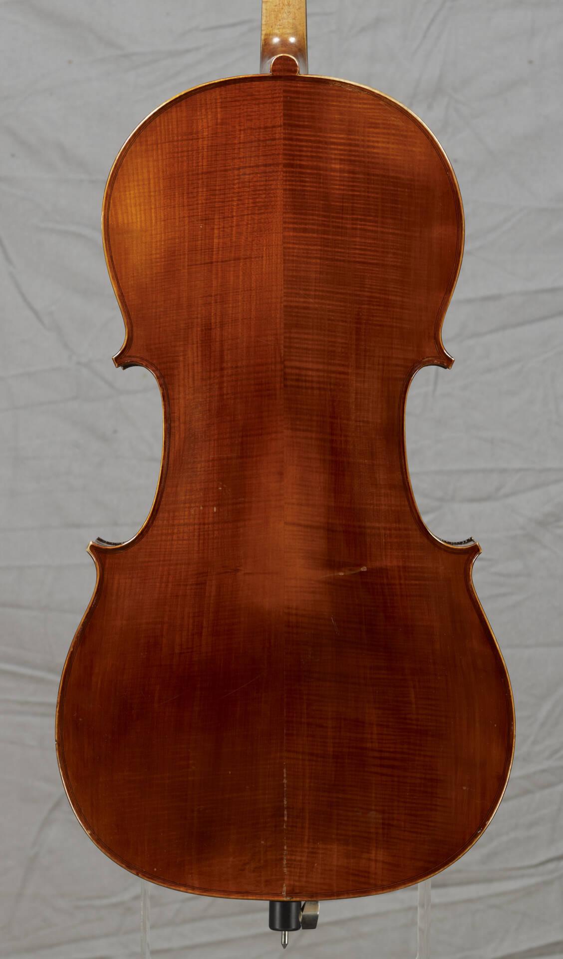 Violoncelle Mirecourt atelier Laberte-Vers 1920